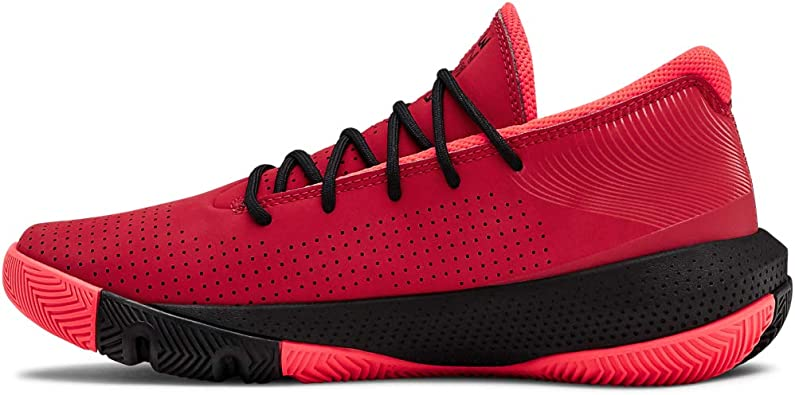 Under Armour UA SC 3zer0 III Chaussures de Basketball Homme