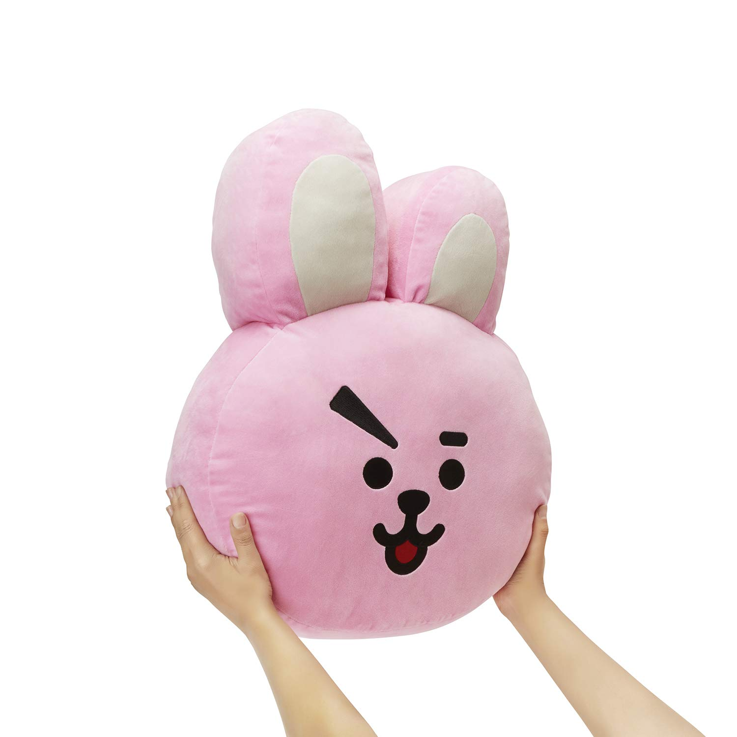 LINE FRIENDS BT21 Official Merchandise Cooky Smile Decorative Throw Pillows Cushion, 11 Inch by LINE FRIENDS (Image #6)