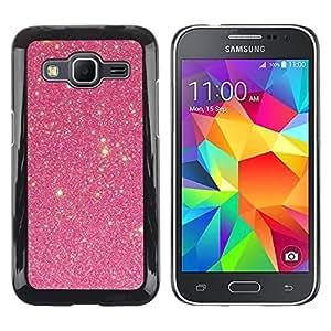 "Pulsar Snap-on Series Teléfono Carcasa Funda Case Caso para Samsung Galaxy Core Prime / SM-G360 , Rosa Cielo Nocturno Espacio Cosmos Profundo"""