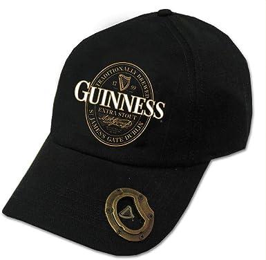 Guinness Official Merchandise - Gorra para hombre, talla Talla ...