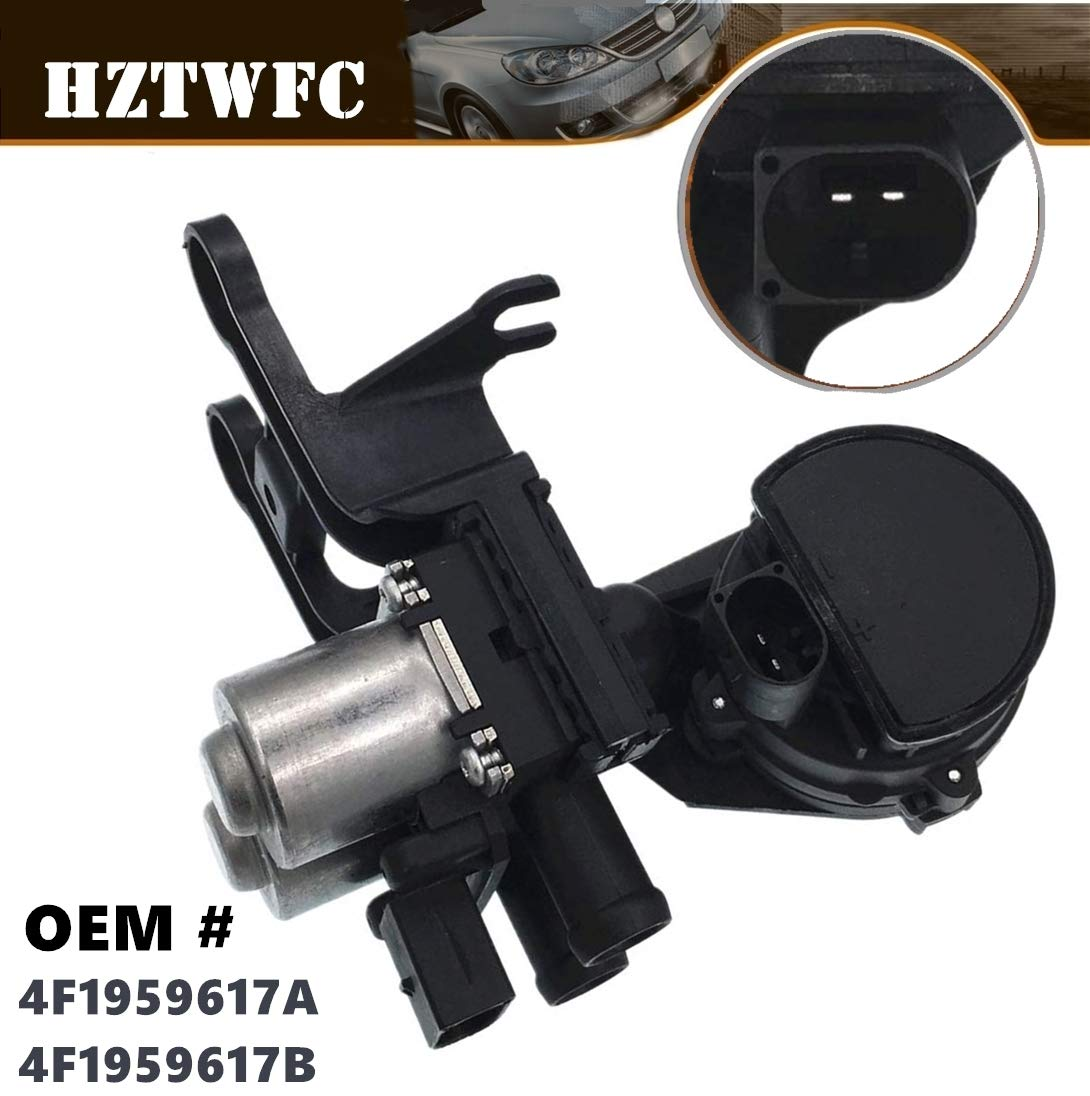 HZTWFC Neues HLK-Heizungsregelventil OEM # 4F1959617A 4F1959617B
