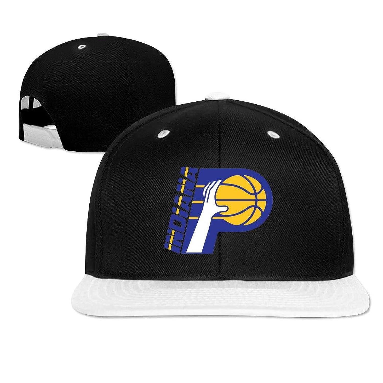 Popular Sun Hat Indiana Pacers Logo NBA Logo 2016 100% cotton Hip-hop cap for mens womens