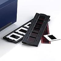 Plustek z-0037 (27-A11-0104A110) - Porta-diapositivas y soporte de películas positivas para escáneres de películas…