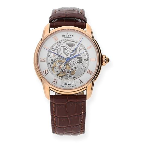 Regent – Reloj de pulsera automático para hombre Alemania Collection GM1433