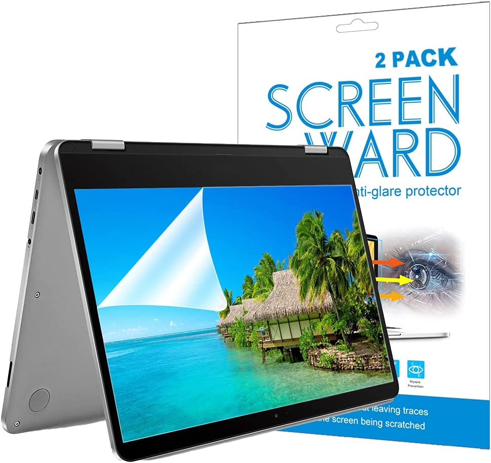 2 Pack 11.6 inch Matte Laptop Screen Protector,Anti Glare Filter and Anti Blue Light Screen Protector,for Acer Chromebook R11/ASUS Chromebook 11.6