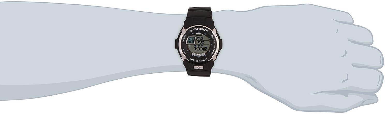 Homme Avec Montre 1er Digital Quartz Casio Caoutchouc G Bracelet En 7700 7yvYbf6gmI