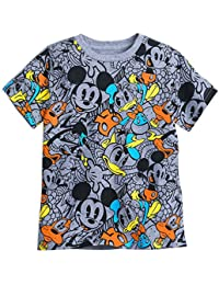 Mickey Mouse and Friends Cartoon T-Shirt for Boys Multi