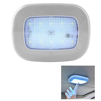 Contever Lámpara LED, Iluminación Interior para Coche, Bombilla Lámpara de Techo para Coche, luz Blanca luz Interior para vehículo Barco