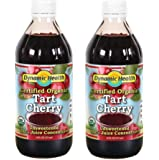 Tart Cherry Certified Organic Dynamic Health 16 Liquid