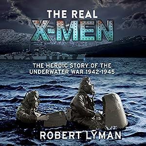 The Real X-Men Audiobook