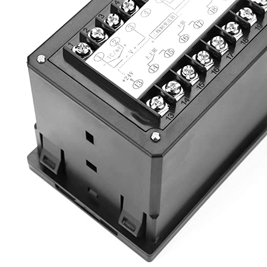 Leuchts/äulenanzeige Intelligenter Druckregler Leuchts/äulenanzeige 4-20MA F/üllstandstransmitter