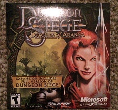 Dungeon Siege Legends Aranna Expansion Pack