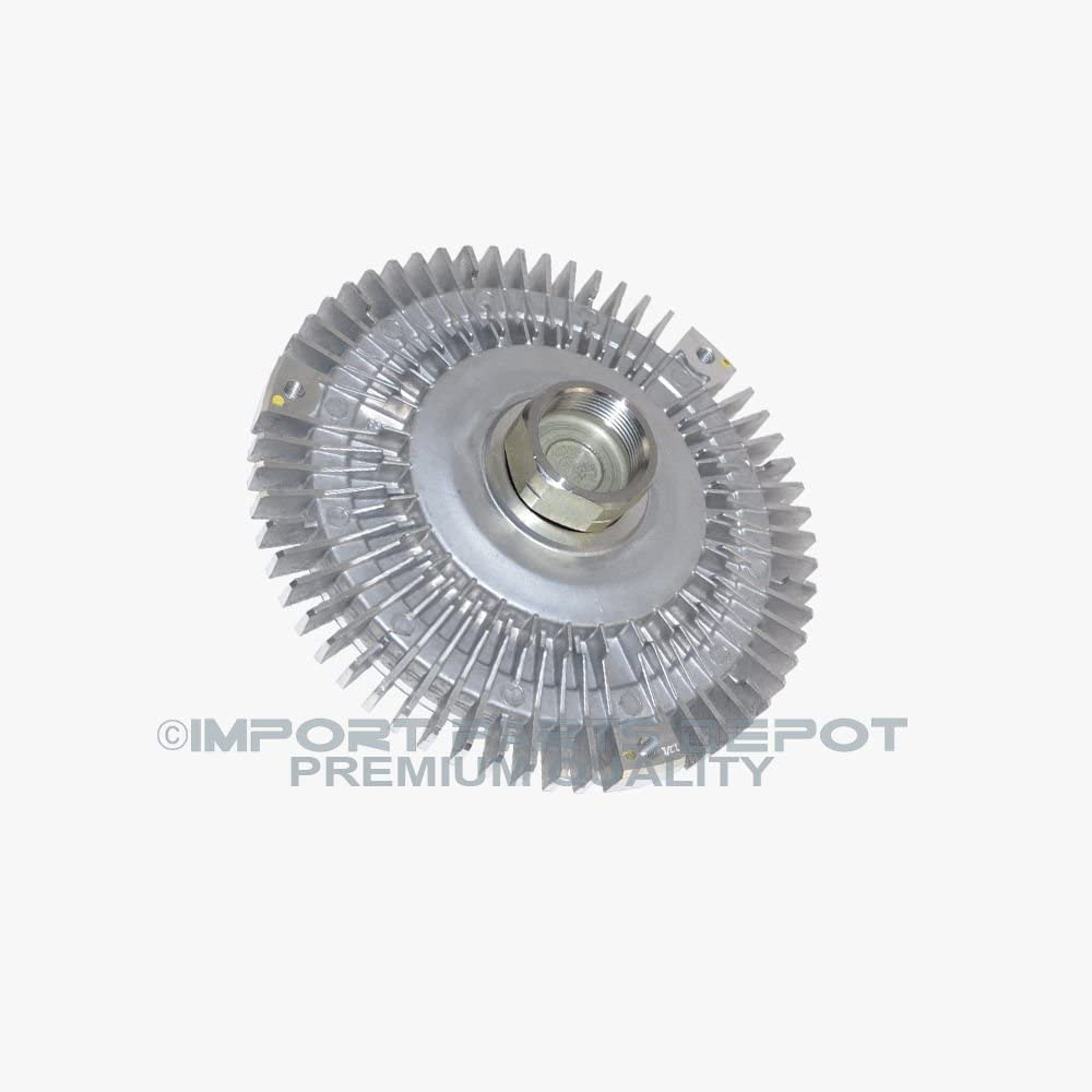 Mercedes-Benz Engine Cooling Fan Clutch Koolman OEM Quality 1112000422