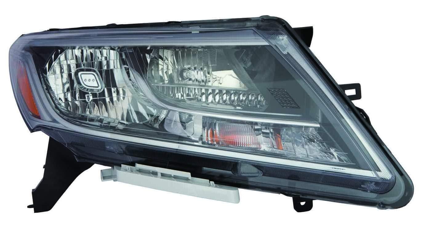 Depo 315-1190R-AF2 Headlight Assembly NISSAN PATHFINDER 13-15//HYBRID 14 PASSENGER SIDE NSF
