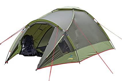 7f8fbcd79e2 Amazon.com  PALMBEACH 4 Season Camping Tent - Waterproof All Weather ...