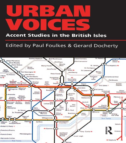 Urban Voices: Accent Studies in the British Isles]()