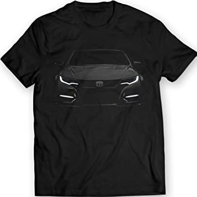 Amazon Com 2016 Honda Civic Type R T Shirt 100 Cotton Clothing