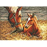 Dimensions Needlecrafts Counted Cross Stitch, Good Morning
