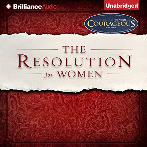 The Resolution for Women Audiobook [Free Download by Trial] thumbnail
