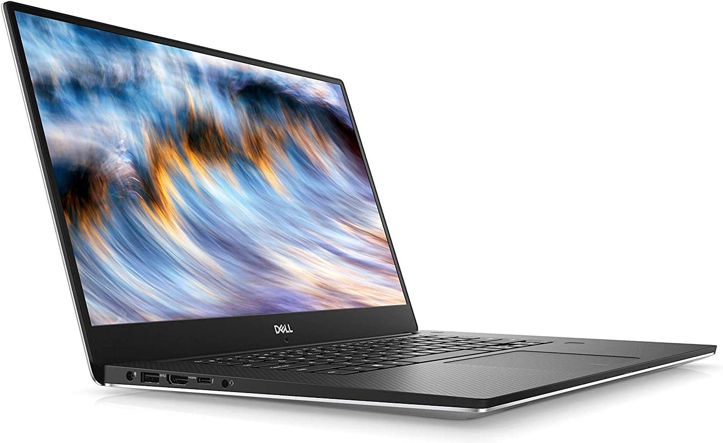 "Premium 2019 Dell XPS 15 9570 15.6"" Full HD IPS Anti-Glare InfinityEdge Business Laptop Intel Quad-Core i5-8300H 16GB RAM 512GB PCIe SSD 1TB HDD MaxxAudio Backlit Keyboard Thunderbolt HDMI Win 10"