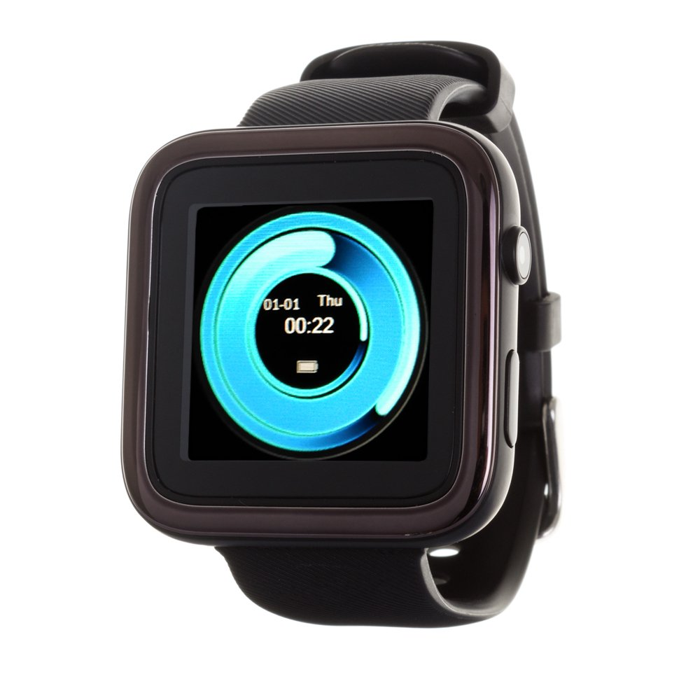 DAM DMR120 - Smartwatch I9, Color Negro: Amazon.es: Electrónica