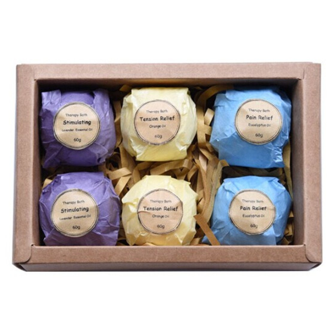 GUAngqi Bath Bombs Kit - Best Gift Ideas - Enjoyable than Bath Beads & other Bath Products