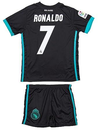 Atb Real Madrid 7 Ronaldo 2017 2018 Auswärts Kinder Trikot Und Hose