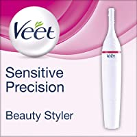 Veet Sensitive Precision Beauty Styler - Kit de depilación sin frustración, Pack de 1 (1 x 1 pieza)