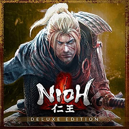 Nioh - Digital Deluxe - Pre-load - PS4 [Digital Code]