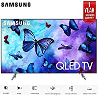 Samsung QN75Q6FNA 75 Q6FN Smart 4K Ultra HD QLED TV (2018) (QN75Q6FNAFXZA) with 1 Year Extended Warranty QN75Q6F QN75Q6 75Q6F 75Q6
