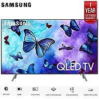 Samsung QN75Q6FNA 75' Q6FN Smart 4K Ultra HD QLED TV (2018) (QN75Q6FNAFXZA) with 1 Year Extended Warranty QN75Q6F QN75Q6 75Q6F 75Q6