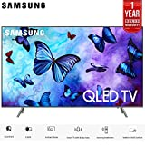 Samsung QN65Q6FNA 65' Q6FN Smart 4K Ultra HD QLED TV (2018) (QN65Q6FNAFXZA) with 1 Year Extended Warranty QN65Q6F QN65Q6 65Q6F 65Q6