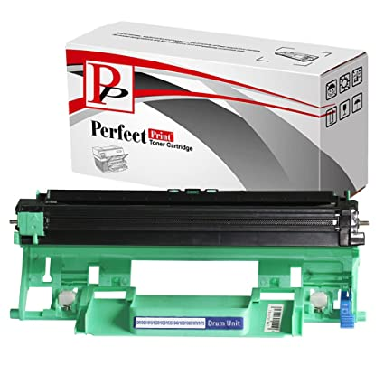 PerfectPrint - PerfectPrint Compatible Drum Unit Reemplazar DR1050 Por Brother Impresora HL-1110 HL-1110E HL-1110R HL-1112 HL-1112E HL-1112R HL-1210W ...