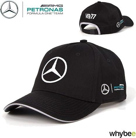 Mercedes AMG Petronas Béisbol Tapa Valtteri Bottas F1 Team 2017 ...