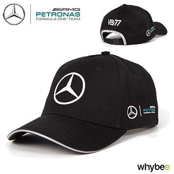 2017 Valtteri Bottas 77 F1 Driver Cap Mercedes-AMG F1 Formula 1 Team Grand  Prix b9d0086acea
