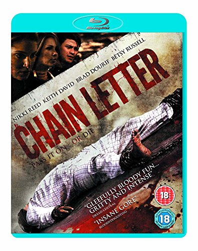 Chain Letter (Blu-Ray) (Import Movie) (European Format - Zone B2) Twilights Nikki Reed)
