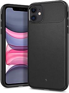 Caseology Vault for Apple iPhone 11 Case (2019) - Matte Black