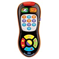 VTech Click and Count Remote (Frustration Free Packaging), Black, Great Gift For...