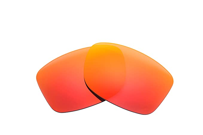dd60051748 Image Unavailable. Image not available for. Color  Polarized Replacement  Lenses for Oakley Jupiter Squared Sunglasses (Fire ...
