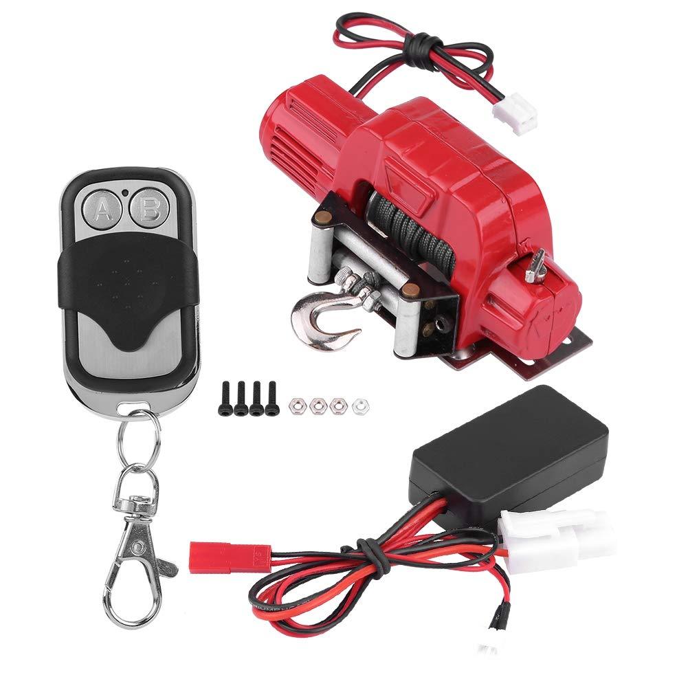 Treuil RC r/écepteur sans Fil pour RC Crawler 1//10 Voiture Redcat RC4WD HSP Traxxas