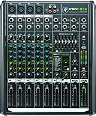 PROFX8V2 8-Channel Compact Mixer
