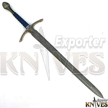 Amazon.com: Knives Exporter Damasco Acero Medieval Viking ...