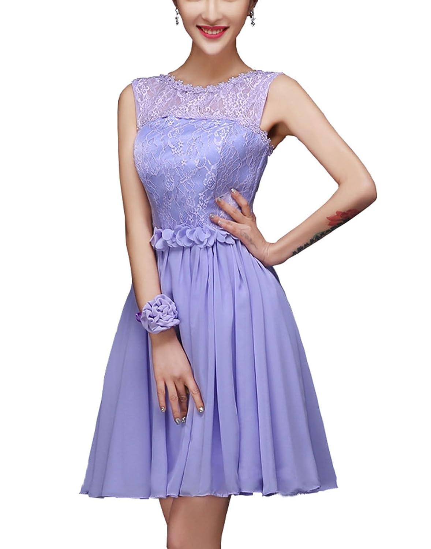 Jabelle Women's Column Sleeveless Dress purple Violett 10