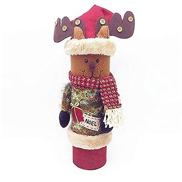 Amazon.com: YWYU - Bolsa de regalo para botella de vino de ...