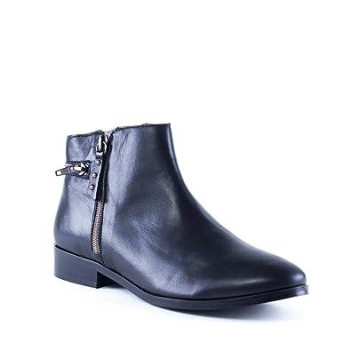 f95cb468a671dc MINKA DESIGN - MKD Roulers Turia Noir: Amazon.fr: Chaussures et Sacs