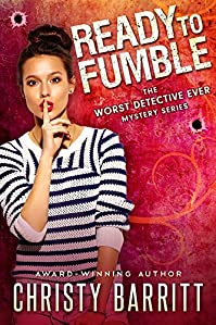 Ready To Fumble by Christy Barritt ebook deal