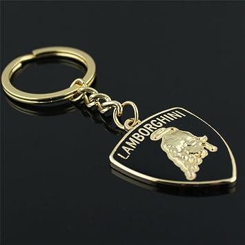 Fashion Metal Car Logo Keychain Key Chain Keyring Key Ring For