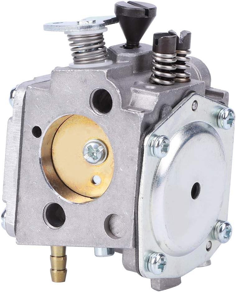 Aigend Carburatore Chainsaw carburatore Sostituzione Chainsaw Parti Hardware Accessori in Alluminio Leggero per 61