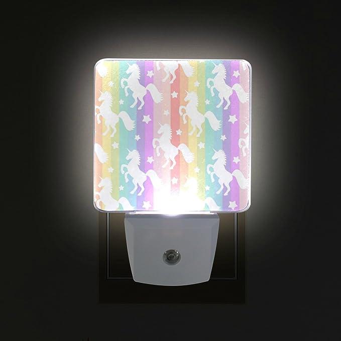 Amazon.com: JOYPRINT - Luz nocturna LED con diseño de flores ...