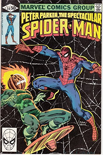 ER-MAN #56 (1st Appearance HOBGOBLIN / JACK O LANTERN in a Spider-Man Title) (First Jack O-lanterns)